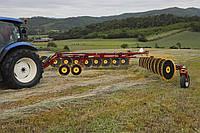 Колесно–пальцевые грабли (Валкообразователи) серии MKE MAGNUM, Sitrex Италия (шириной захвата до 11,4 м), фото 1