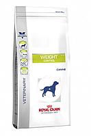 Сухой лечебный корм Royal Canin Weight Control при ожирении и сахарном диабете 14 кг