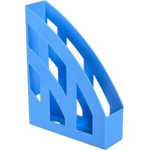 Лоток вертикальный 01 синий 25×32×7 см       ЛВ-01, фото 2