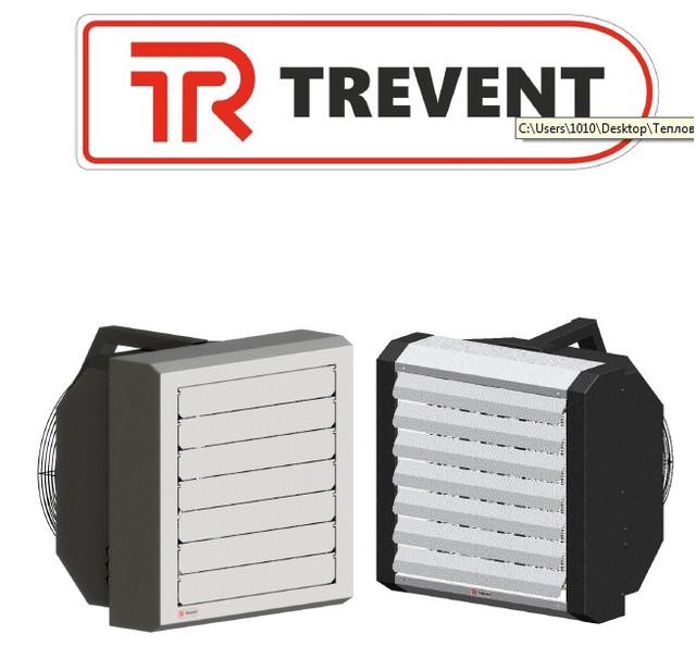 Тепловентиляторы Trevent