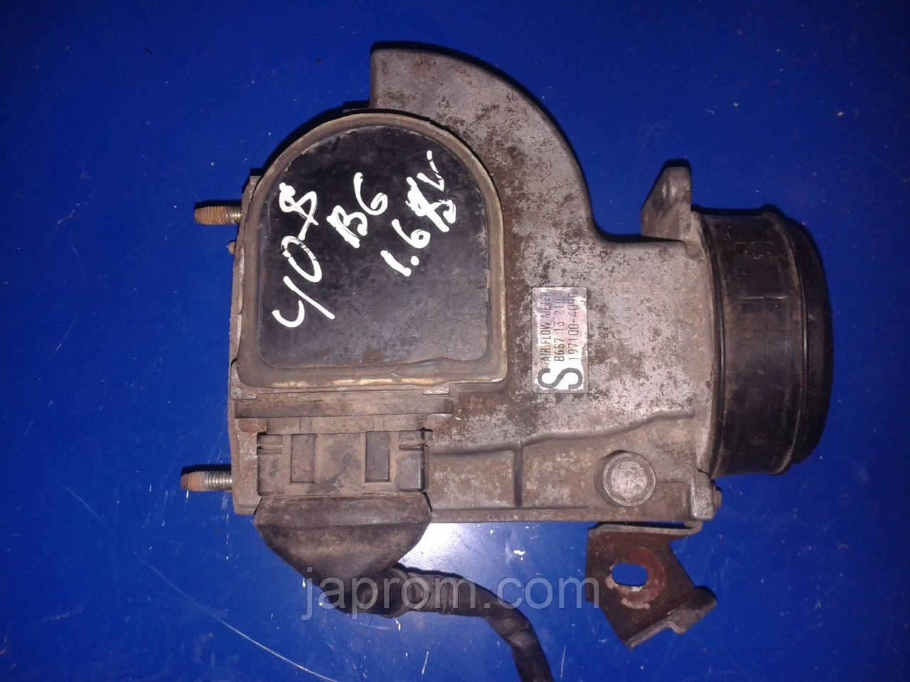 Датчик расхода (потока) воздуха, расходомер M.A.F. Mazda 323 BG 1.6 бензин