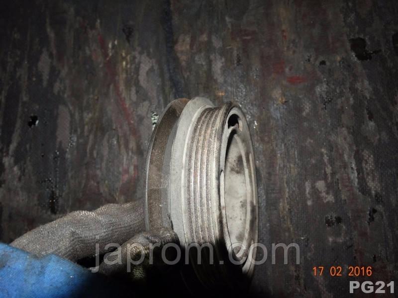 Шкив коленвала Mazda 323 BG 1988 - 1994 г.в. 1,3\1,5\1,6 безин