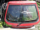 Крышка багажника со стеклом Mazda 323 BG 1988-1994 г.в. купе красная