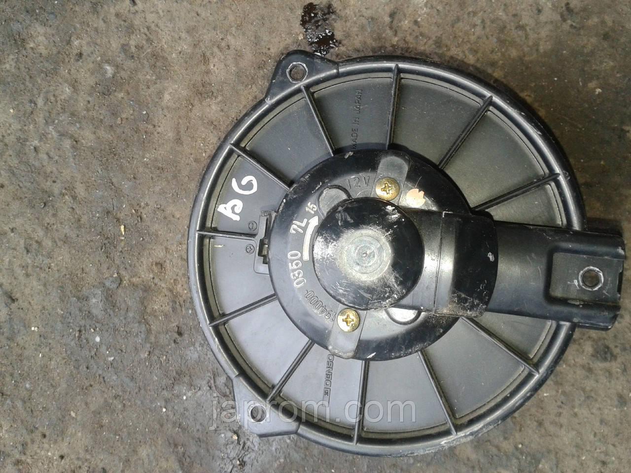 Моторчик печки мотор вентилятор печки отопителя Mazda 323 BG 1988-1994 г.в. DENSO