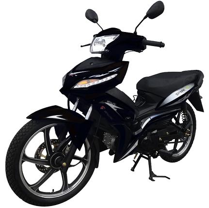 Мотоцикл Spark SP125C-3 черный, фото 2