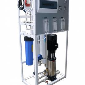 Промышленный фильтр для воды Aqualine ROHD 40401 без мембраны