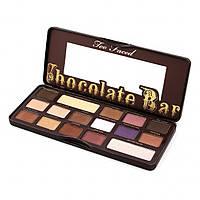 Палитра теней TOO FACED Chocolate Bar 100% Cocoa 16 в 1