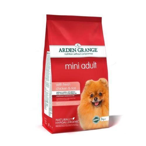 Arden Grange Mini Adult ( Арден Гранж Мини Адалт ) - корм для мелких пород собак 6 кг