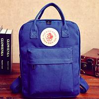 Рюкзак молодежный городской сумка Red King Синий, фото 1