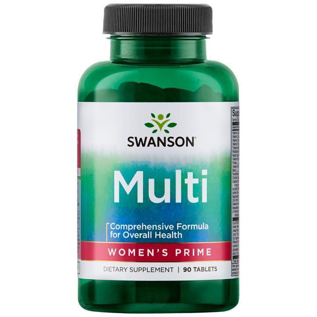 Витамины для женщин серьезные ПРЕМИУМ 90 табл