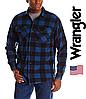 Рубашка Wrangler® (США) (XL) /флисовая/ Оригинал из США