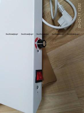 Обогреватель нэб-м-нс-т 700 вт с термостатом, фото 2