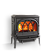 Чугунная печь-буржуйка Jotul F 400/F 400 SE