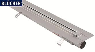 Щілинний канал Blucher із нержавіючої сталі (тип 677)