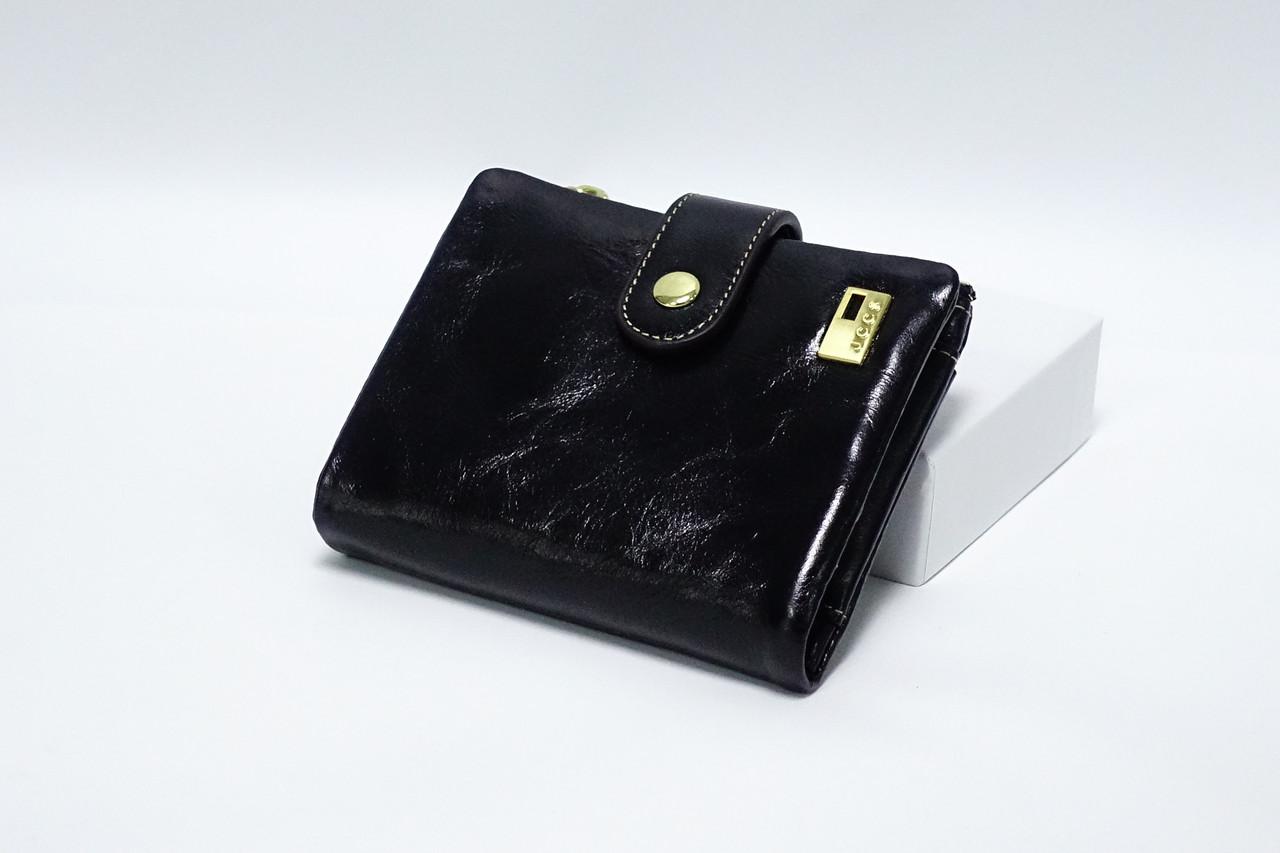 6244c849741e Кожаный кошелек JCCS JS1043 K black - Интернет-магазин