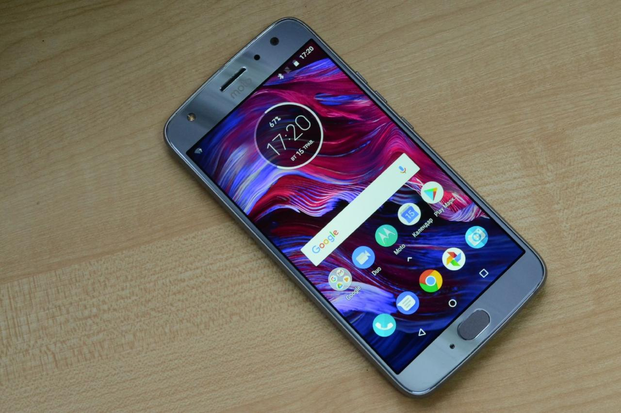 Motorola Moto X4 XT1900-1 Sterling Blue 32Gb Оригинал!