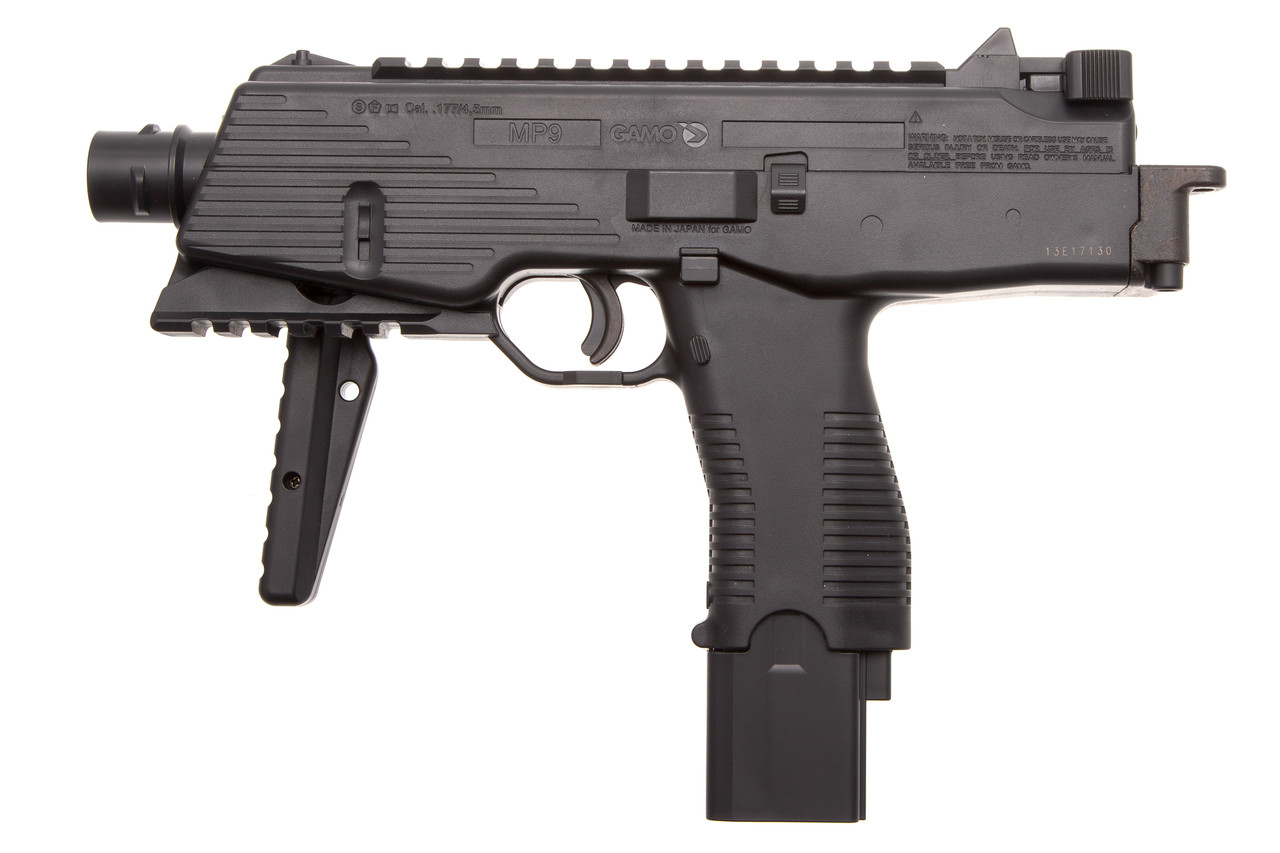 Пневматический пистолет Gamo MP-9 (6111391)