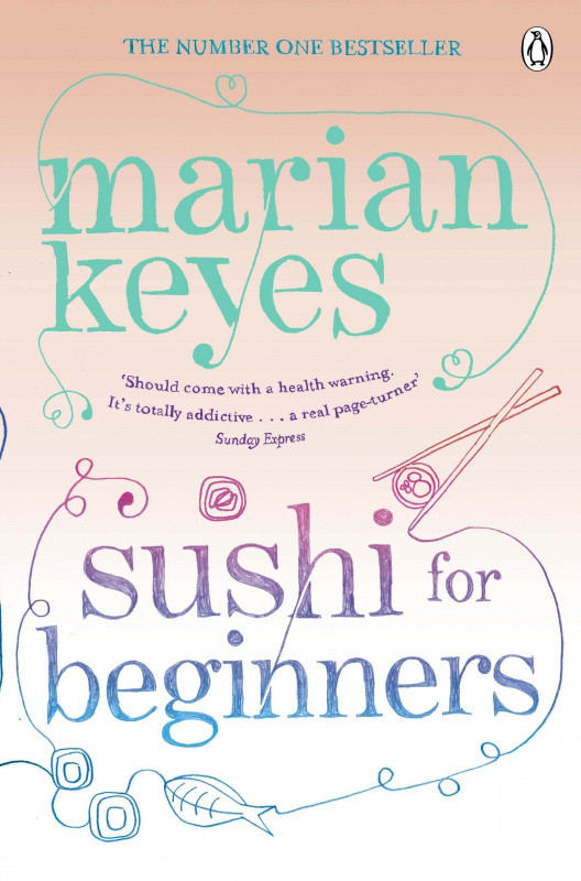 Книга Sushi for Beginners