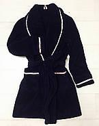 Женский домашний махровый халат, фото 3