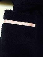 Женский домашний махровый халат, фото 4