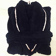 Женский домашний махровый халат, фото 5