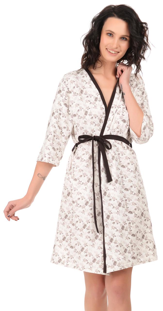 Халат 0185 Barwa garments