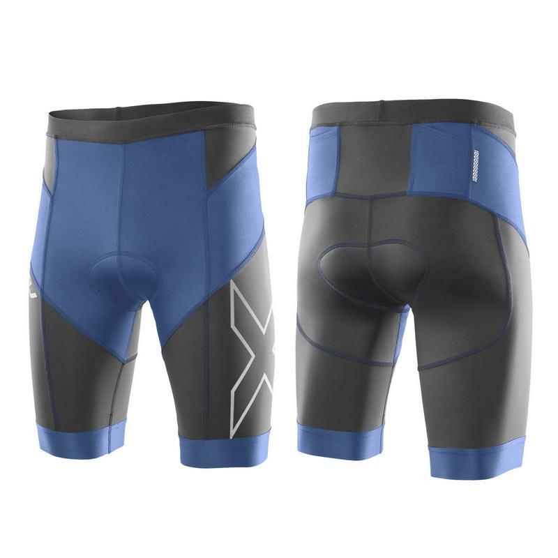 Мужские компрессионные шорты для триатлона 2XU (Артикул: MT3098b)