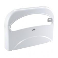 KKDB127w  Держатель накладок Maxi на унитаз пластик белый