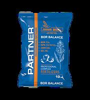 Водорастворимое минеральное удобрение Партнер PARTNER Bor Balance (10кг) NPK 14.10.12