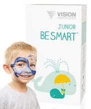 Юниор Би Смарт (Junior Be Smart) — вкусный рыбий жир для детей