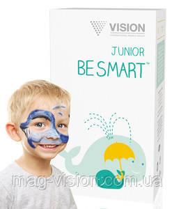 Junior Be Smart — вкусный рыбий жир для детей - интернет - магазин БАД Vision в Киеве