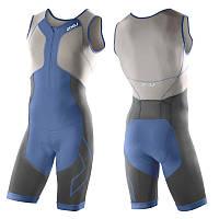 Мужской компрессионный костюм для триатлона 2XU (Артикул: MT3099d)