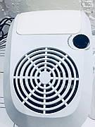 Вытяжка маникюрная Simei 858-9, 40 Вт.