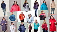 Коллекция верхней женской одежды больших размеров ждет своих покупателей