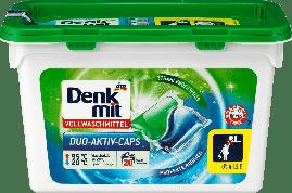 Капсулы для стирки Denkmit Vollwaschmittel Duo-Aktiv-Caps, 20 шт.