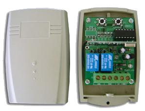 Gant REC 2M - Приемник внешний 2-канальный