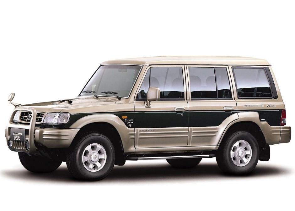 Лобовое стекло на Hyundai Galloper (Внедорожник) (1991-2003), Mitsubishi Pajero (Внедорожник) (1982-1990)