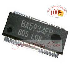Микросхема BA5934FP