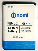 Original Акумулятор NOMI NB-5C 1500mAh