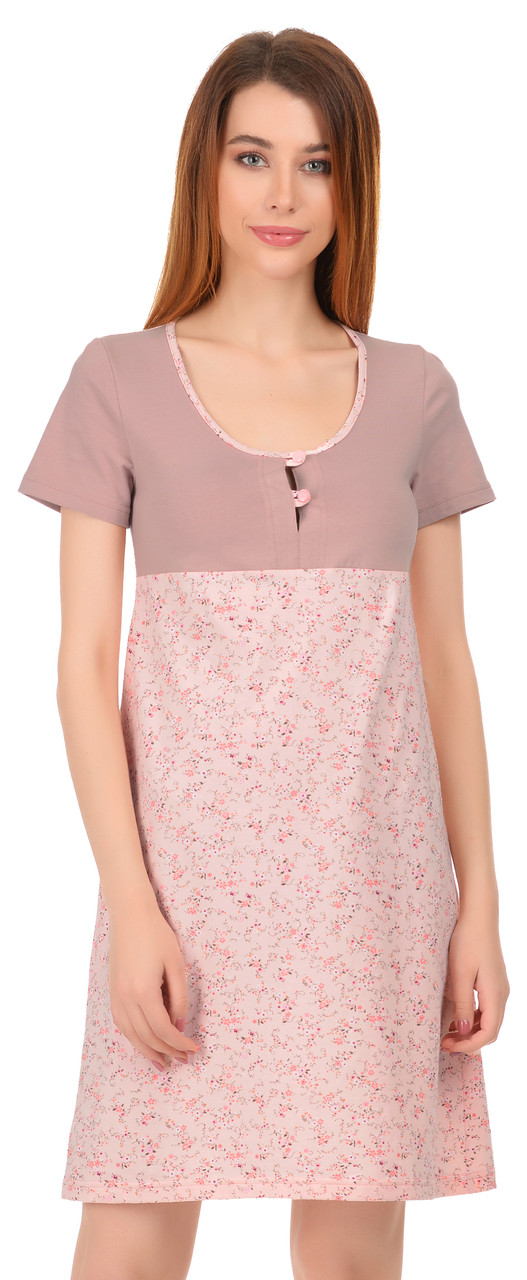 Сорочка для годуючих мам 0031 Barwa garments