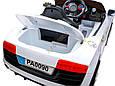 Электрическая машинка AUDI AR8, фото 5