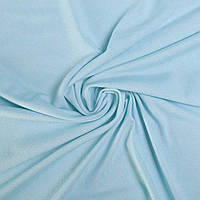 Микролайкра голубая ш.160 (12557.009)