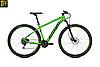 "Велосипед Ghost Kato 3.9 29"" 2019 зеленый"