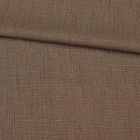 Лен костюмный светло-коричневый с хлопком, ш.140 (12613.001)