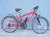Электровелосипед Maxxter MTB Red 36V 250W 10A