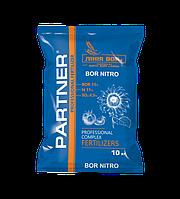 Водорастворимое минеральное удобрение Партнер PARTNER Bor Nitro (10кг) N11+B15+S4.5 (%)