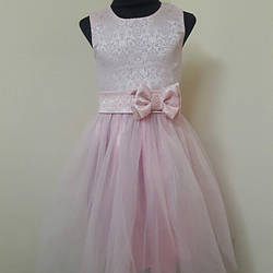 """Дитяча сукня """"Ніжність"""" 98-116."""