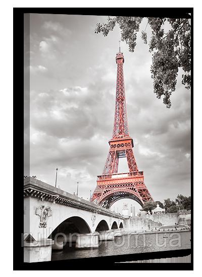 "Картина на холсте YS-Art XP116 ""Эйфелева башня, Париж"" 50x70"