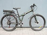 Электровелосипед складной 26″ Hammer 36V 350W 12Ah