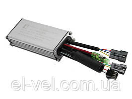 Контроллер KUNTENG KT36ZWSR-WKLC01F  LCD 15A 36В 250-350Вт + включение света